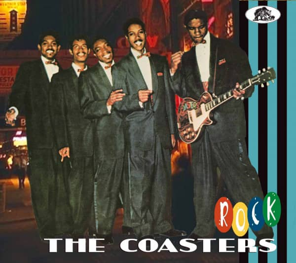 The Coasters - Rock (CD)