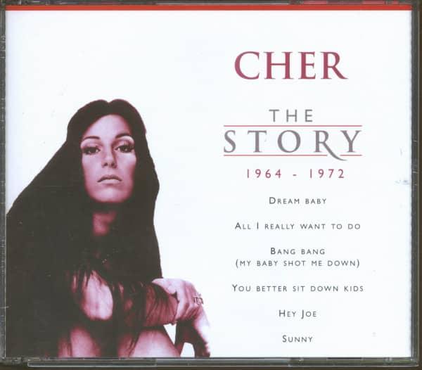 The Story 1964-72 (CD & CD-ROM)