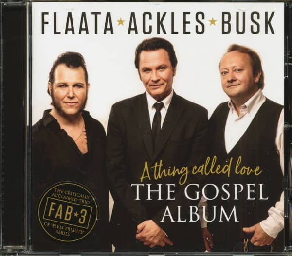 A Thing Called Love - The Gospel Album (CD)