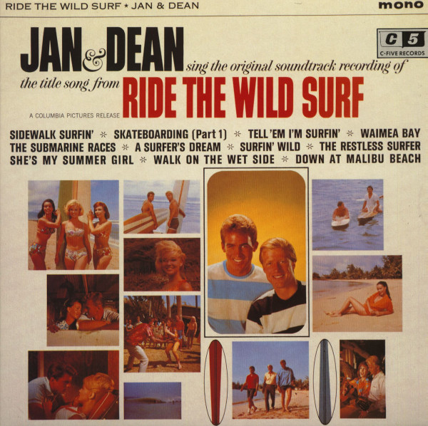 Ride The Wild Surf (LP)