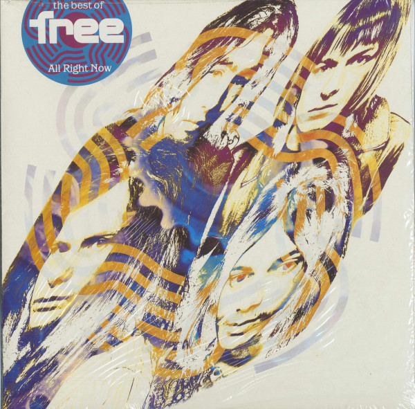 The Best Of Free - All Right Now (LP)