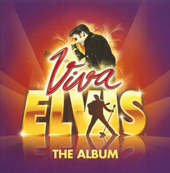 Viva Elvis - The Album (CD, Regular Edition)