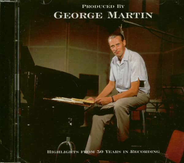 Produced By George Martin - Highlights From 50 Years (CD)