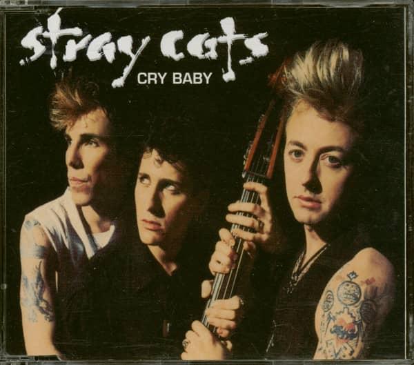 Cry Baby (Maxi-CD)
