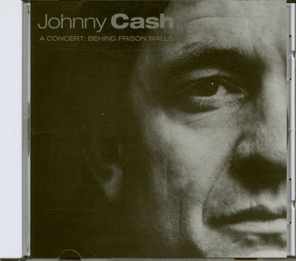 A Concert: Behind Prison Walls (CD)