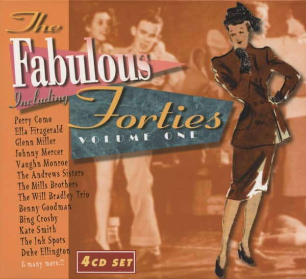 The Fabulous Forties, Vol.1 (4-CD)