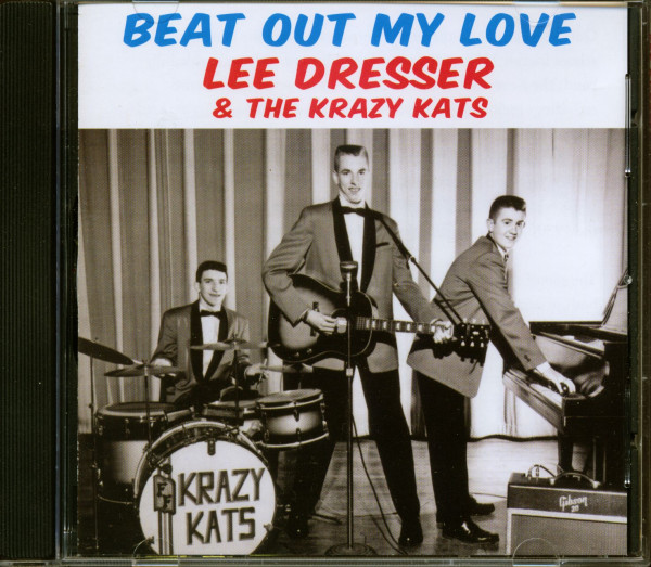 Beat Out My Love (CD)