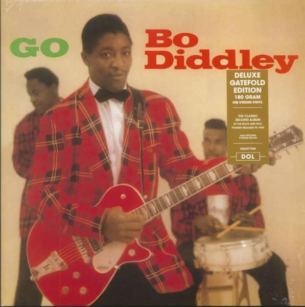 Go Bo Diddley (LP, 180g Vinyl)