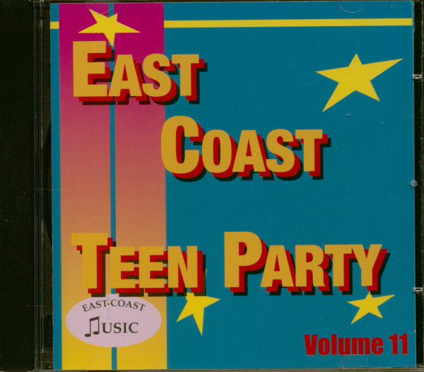 East Coast Teen Party Vol. 11 (CD)