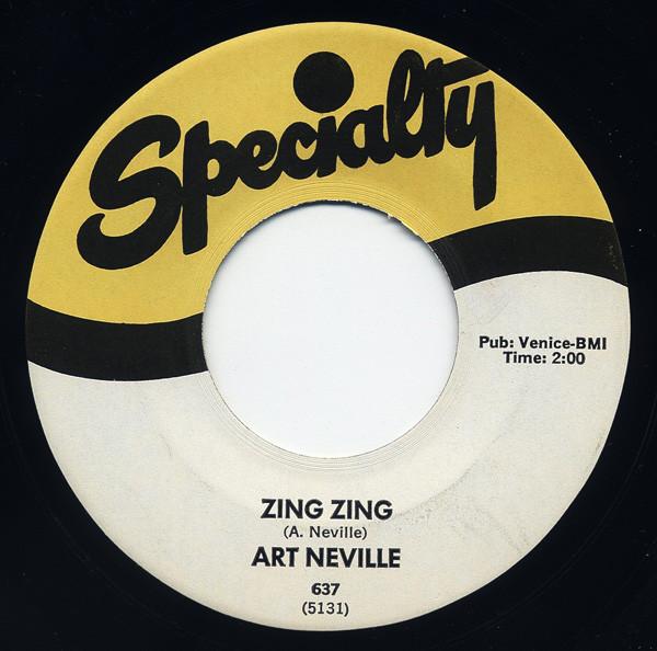 Zing Zing - Cha Dooky-Doo 7inch, 45rpm