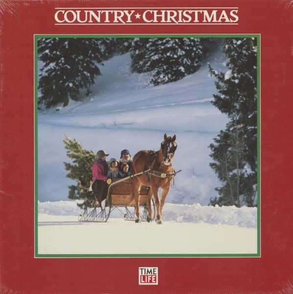 Time Life Country Christmas (3-LP)