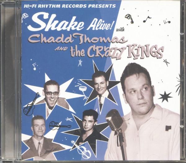 Shake Alive! (CD)