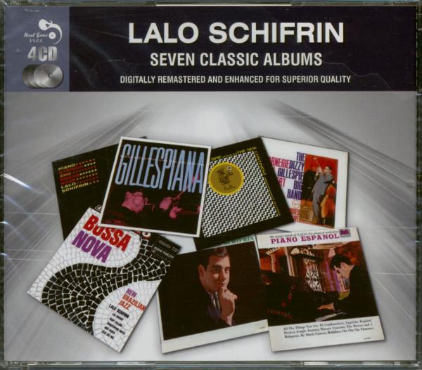 Seven Classic Albums (4-CD)