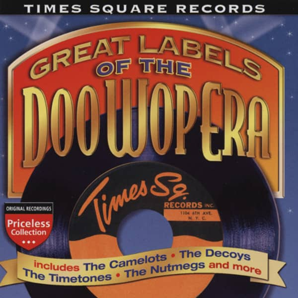 Times Square - Labels Of The Doo Wop Era