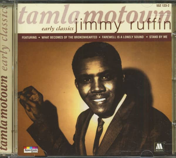 Tamla-Motown - Early Classics (CD)