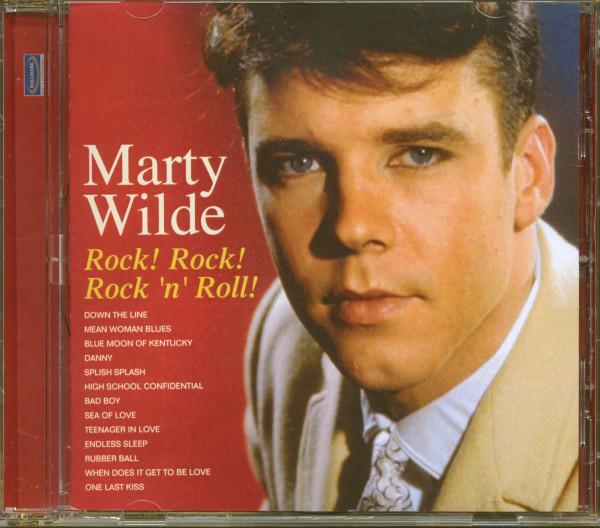 Rock! Rock! Rock'n'Roll! (CD)