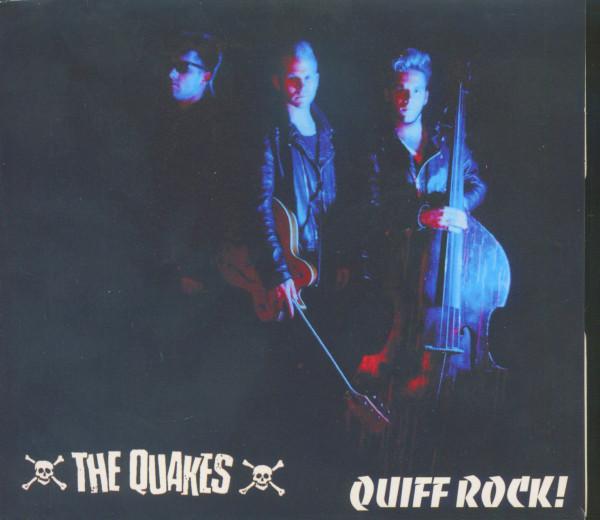 Quiff Rock (CD)