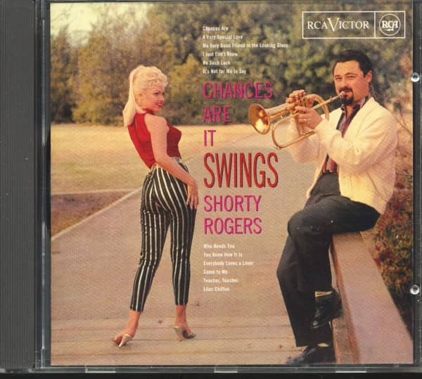 Chances Are It Swings (CD)