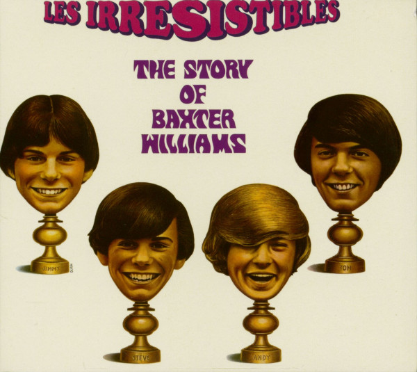 The Story Of Baxter Williams (CD)