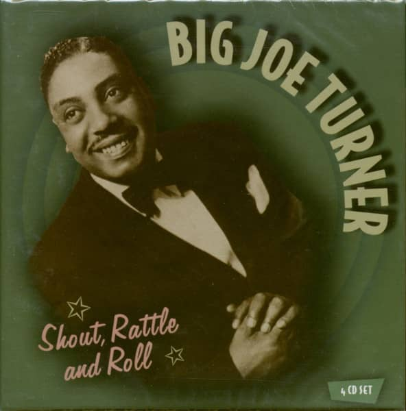 Shout, Rattle And Roll (4-CD)