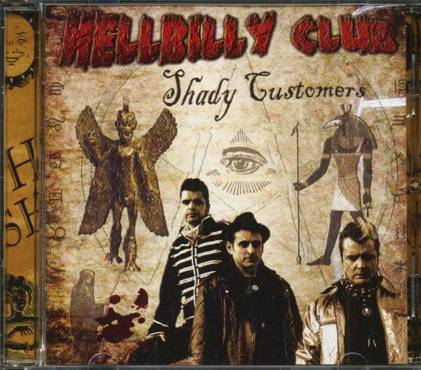Shady Customers (CD)