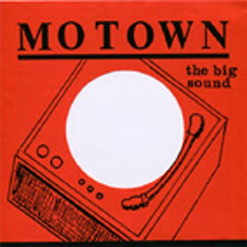(10) Motown - 45rpm record sleeve - 7inch Single Cover