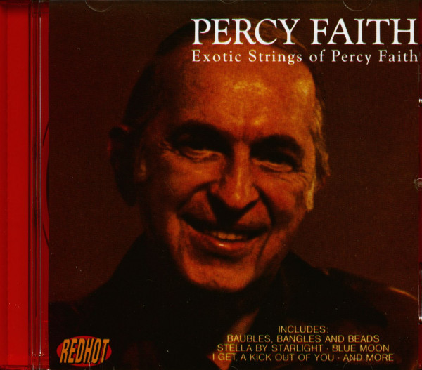 Exotic Strings Of Percy Faith (CD)