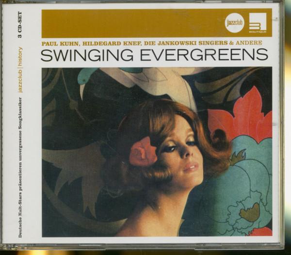 Swinging Evergreens (3-CD)
