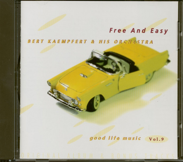 Free And Easy Vol.9 (CD)