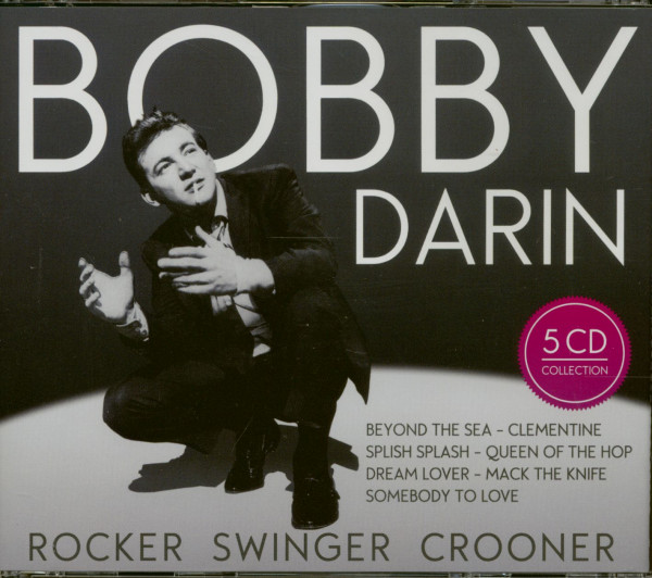 Rocker, Swinger, Crooner (5-CD)