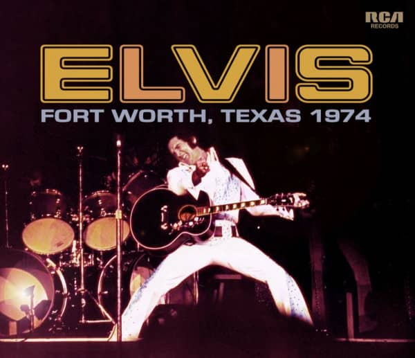 Fort Worth, Texas 1974 (2-CD)