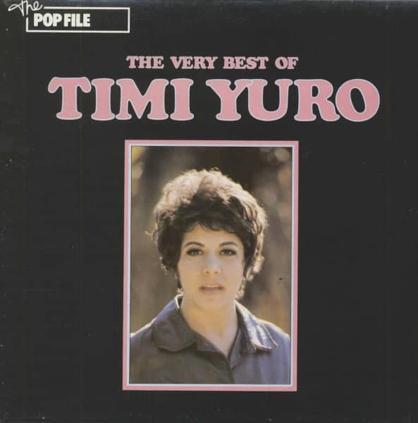 The Very Best Of Timi Yuro (LP)