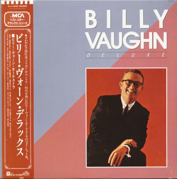 Billy Vaughn Deluxe (LP, Japan)