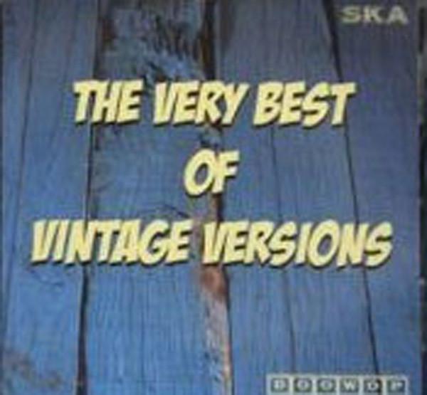 The Very Best Of Vintage Versions