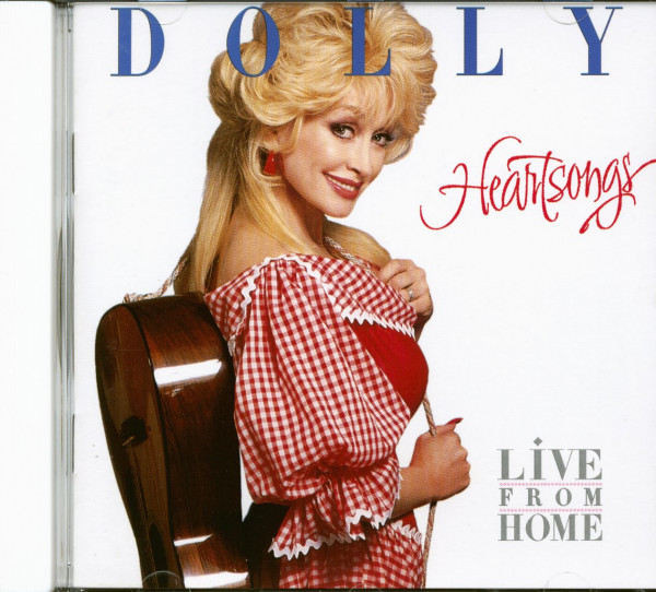Heartsongs Live From Home (CD)