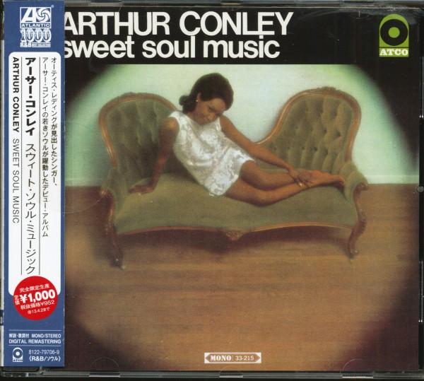 Sweet Soul Music (CD, Japan)