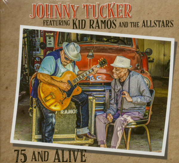 75 And Alive - Featuring Kid Ramos And The Allstars (CD)