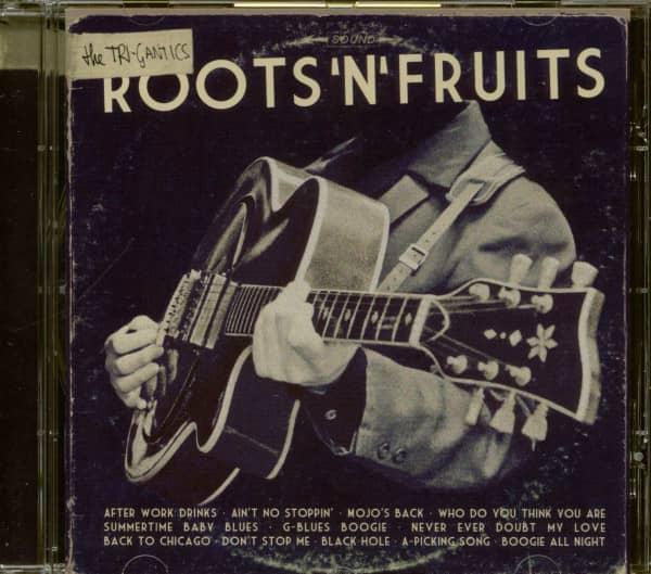 Roots 'N' Fruits (CD)