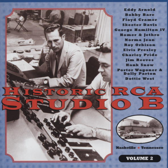 Vol.2, Historic RCA Studio B