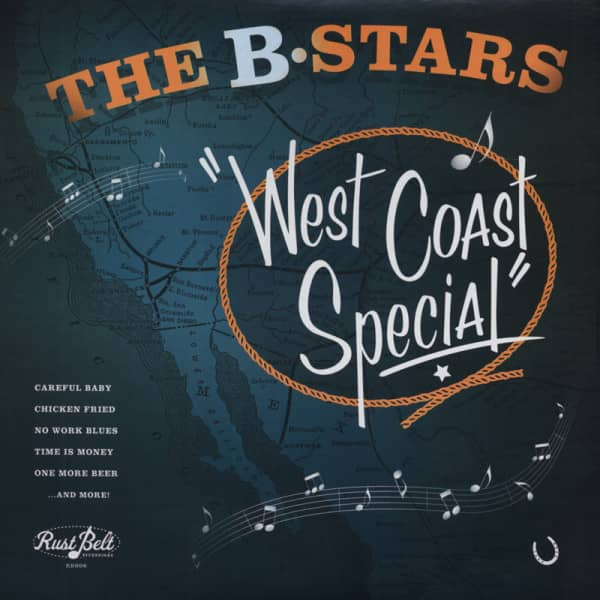 West Coast Special - 10 inch Record