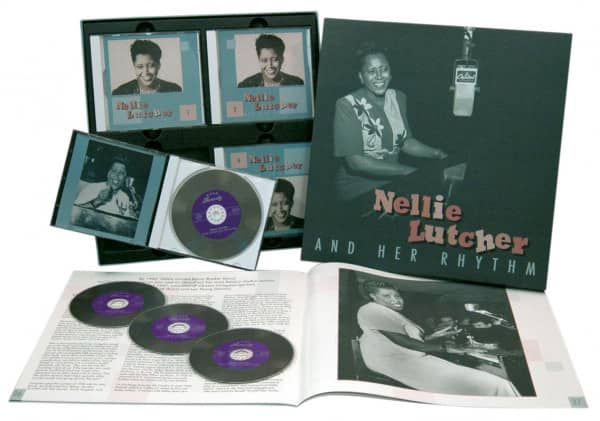 & Her Rhythm (4-CD Deluxe Box Set)