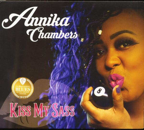 Kiss My Sass (CD)