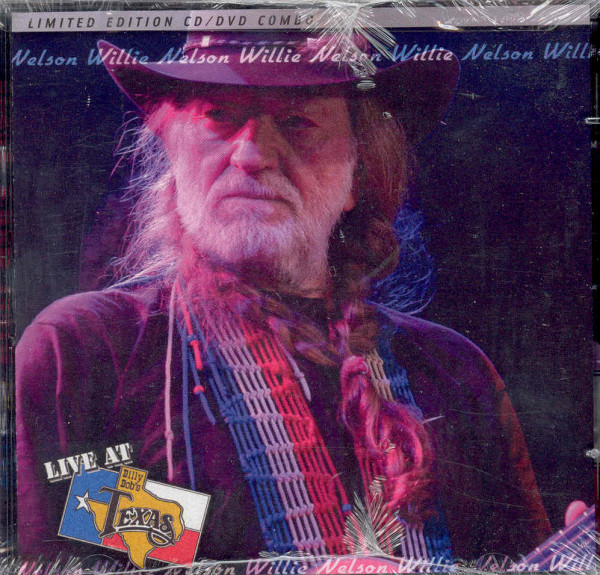 Live At Billy Bob's Texas - CD&DVD Set