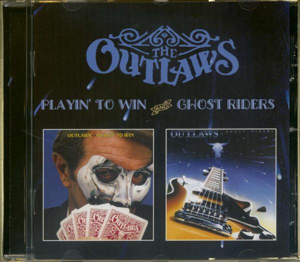 Playin' To Win & Ghost Riders (CD)