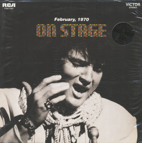 On Stage - February, 1970 (LP, 180g Vinyl, Ltd. Deluxe Edition)
