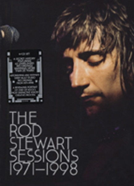 The Rod Stewart Session 1971-1998 (4-CD)