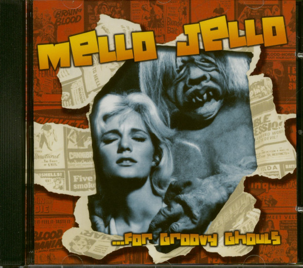 Mello Jello Vol.2 - For Groovy Ghouls (CD)
