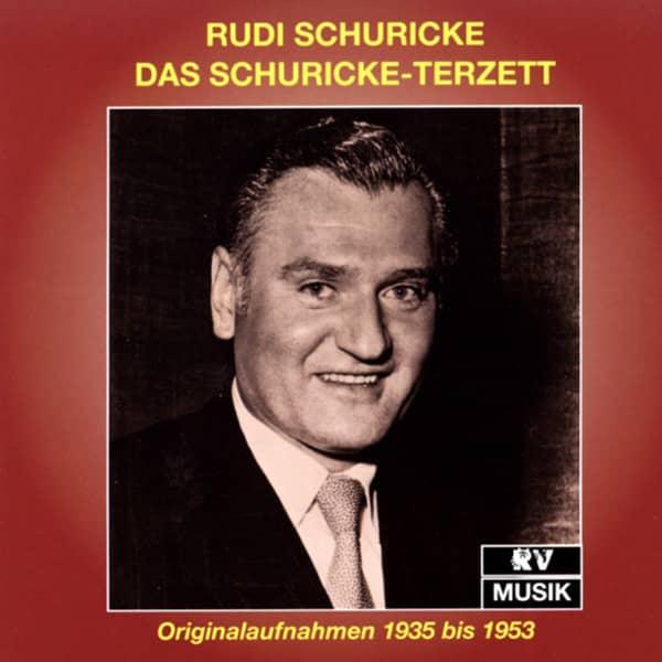 Das Schuricke-Terzett 2-CD