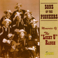 Sons Of The Pioneers Box Set Way Out There 6 Cd Bear