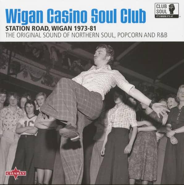Wigan Casino Soul Club (LP, 180g Vinyl)